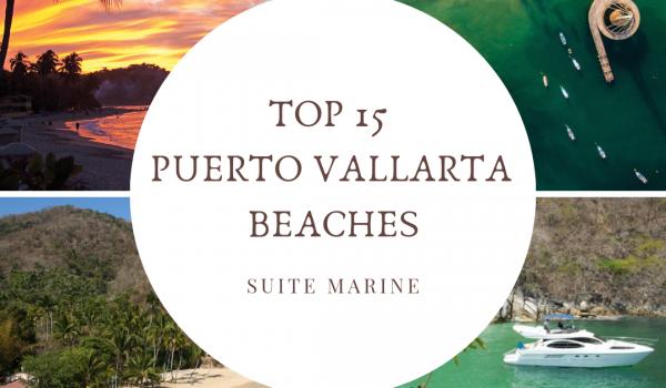 TOP 15 PUERTO VALLARTA BEACHES