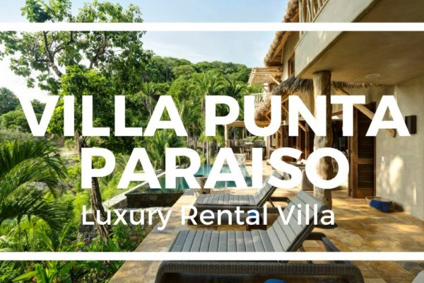 VILLA-PUNTA-PARAISO Video